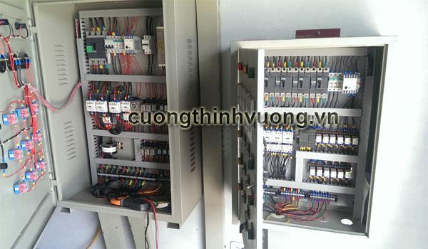 Thiết kế và lắp đặt hệ thống tủ điện