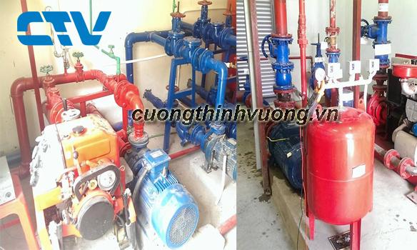 Cường Thịnh Vương cho thuê máy bơm nước công nghiệp nhanh nhất tại Hà Nội
