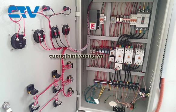 Cung cấp tủ điện điều khiển máy bơm nước cho khách hàng toàn quốc