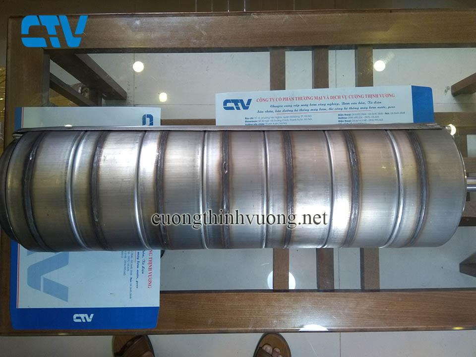 Buồng máy bơm trục đứng công suất lớn chất lượng, giá tốt nhất tại Hà Nội