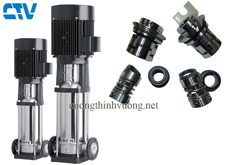 Phớt trục đứng máy bơm nước CNP CDLF 2 - 9