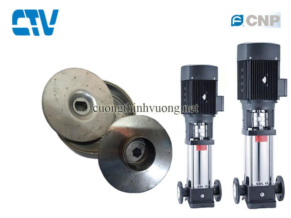 Cánh máy bơm trục đứng CNP CDL 4-14, 3kw