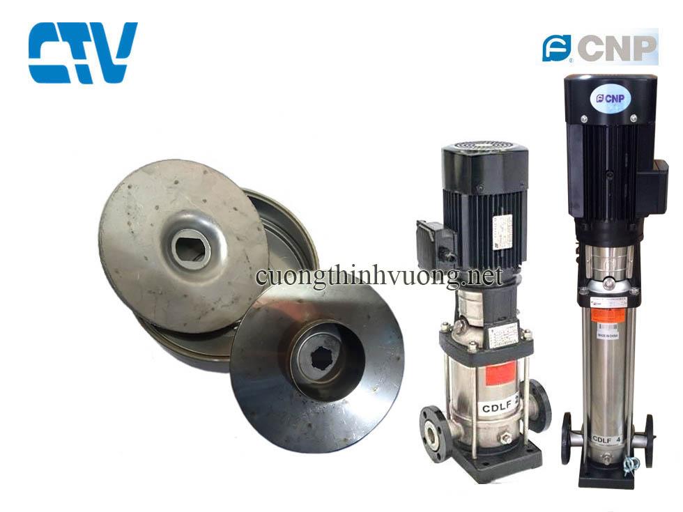 Cánh máy bơm trục đứng CNP CDLF 2-7, 0.75kw