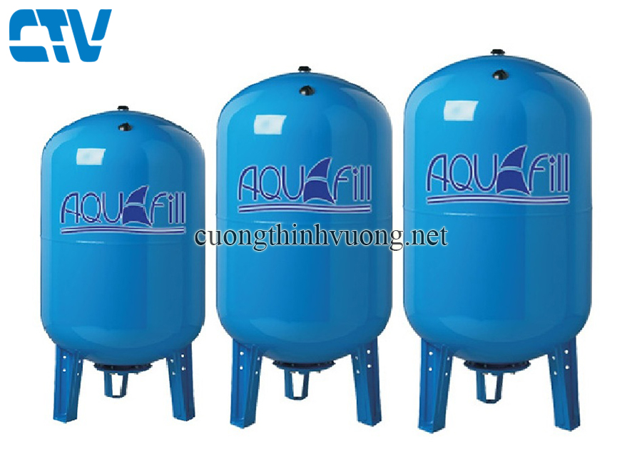 Bình tích áp Aquafill 24 lít áp lực 10 Bar